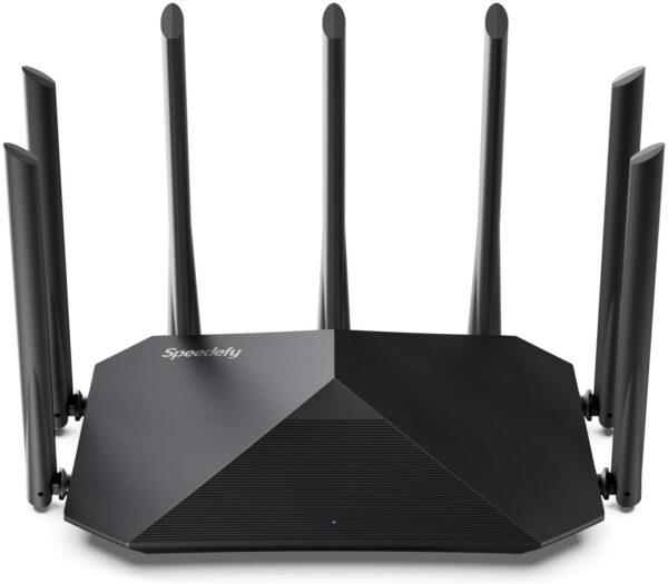 Speedefy AC2100 Smart WiFi Router
